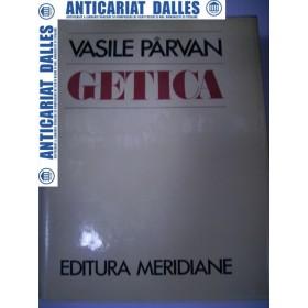 GETICA - VASILE PARVAN