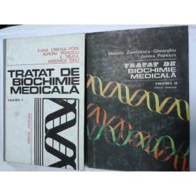 TRATAT DE BIOCHIMIE MEDICALA -Elena Cristea Popa ,E.Trutia