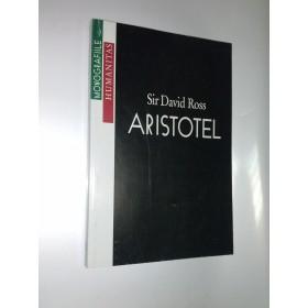 ARISTOTEL - Sir David Ross