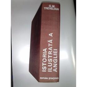 ISTORIA ILUSTRATA A ANGLIEI -G.M.TREVELYAN