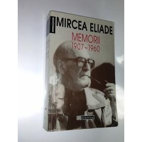 MIRCEA ELIADE - MEMORII