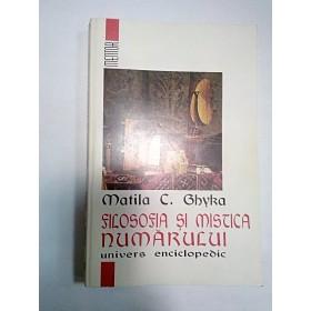 FILOSOFIA SI MISTICA NUMARULUI - Matila C.Ghyka