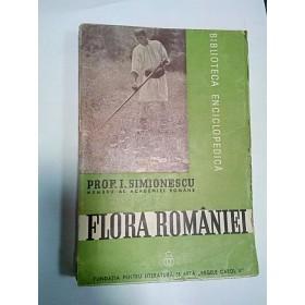 FLORA ROMANIEI - I.SIMIONESCU