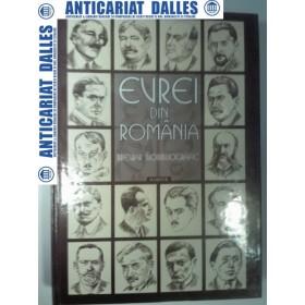 EVREII DIN ROMANIA -BREVIAR BIBLIOGRAFIC -Editura Hasefer 2008