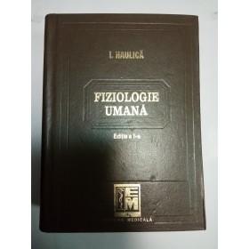 FIZIOLOGIE UMANA - HAULICA