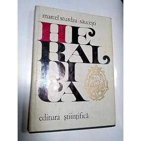 HERALDICA - Marcel Sturdza Saucesti