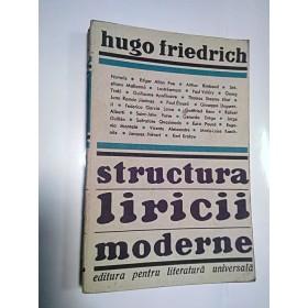 STRUCTURA LIRICII MODERNE - HUGO FRIEDRICH