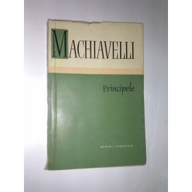 PRINCIPELE - MACHIAVELLI