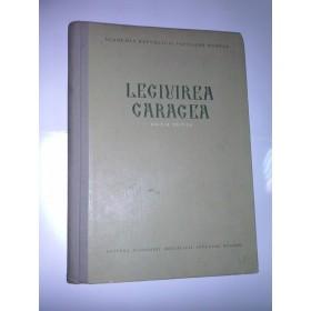 LEGIUIREA CARAGEA
