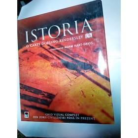 ISTORIA - Ghid vizual complet- o carte Dorling kindersley