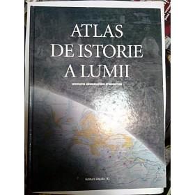 ATLAS DE ISTORIA LUMII - DeAGOSTINI