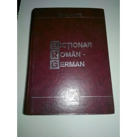 DICTIONAR ROMAN - GERMAN - Mihai Anutei