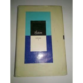 PLATON - OPERE - volumul 1