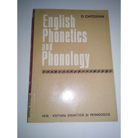 ENGLISH PHONETICS AND PHONOLOGY - D.CHITORAN