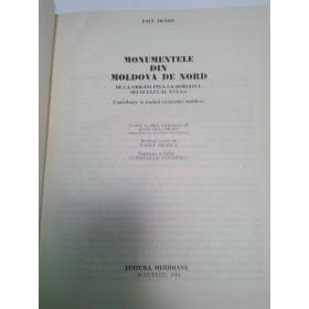 MONUMENTELE DIN MOLDOVA DE NORD -PAUL HENRY