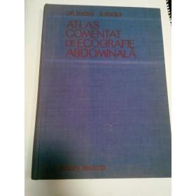 ATLAS COMENTAT DE ECOGRAFIE ABDOMINALA- BADEA
