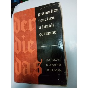 GRAMATICA PRACTICA A LIMBII GERMANE -Savin,Abager,Roman
