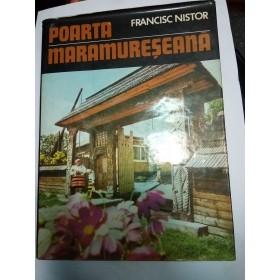 POARTA MARAMURESEANA - Francisc Nistor