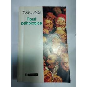 TIPURI PSIHOLOGICE - C.G.JUNG