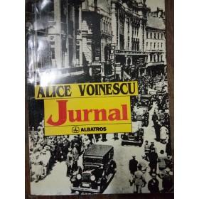 ALICE VOINESCU - JURNAL