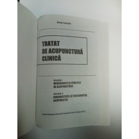 TRATAT DE ACUPUNCTURA CLINICA - Victor Lacusta