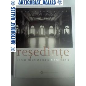 RESEDINTE SI FAMILII ARISTOCRATICE DIN ROMANIA -Narcis Dorin Ion (album)