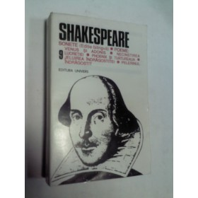 SHAKESPEARE - OPERE -volumul 9