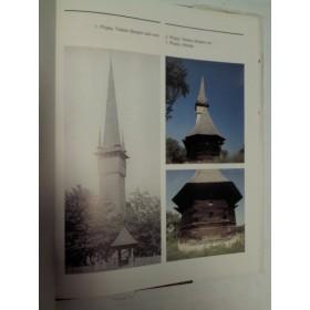 BISERICI DE LEMN DIN ROMANIA -IOAN GODEA