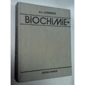 BIOCHIMIE -LEHNINGER