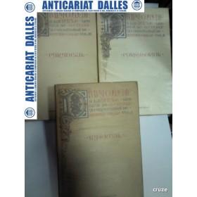 DANTE -DIVINA COMEDIE- trad.de G.COSBUC 1933 -3 volume