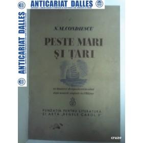 PESTE MARI SI TARI -N.M.CONDIESCU ( ilustratii de S.MUTZNER)