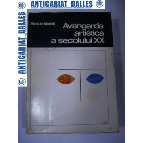 Avangarda artistica a secolului XX -Mario De Michell