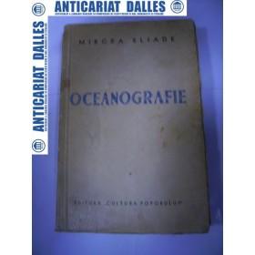 MIRCEA ELIADE -Oceanografie (prima editie) -1934