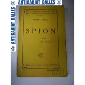 SPION - HENRIC STAHL - 1936