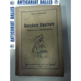 ANECDOTE ILUSTRATE - Th.D.SPERANTIA -1928