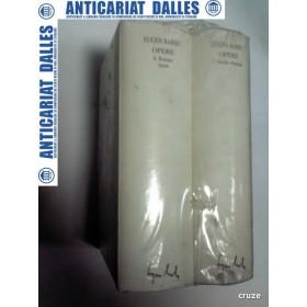 EUGEN BARBU- OPERE - 2 VOLUME - editia ACADEMIEI ROMANE