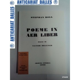 POEME IN AER LIBER - STEPHAN ROLL - 2001
