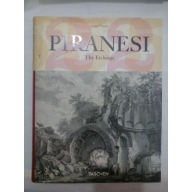 PIRANESI-The Etchings - Luigi Ficacci - Album