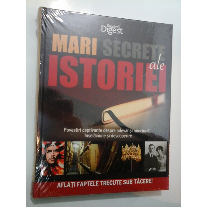 MARI SECRETE ALE ISTORIEI - Reader s Digest