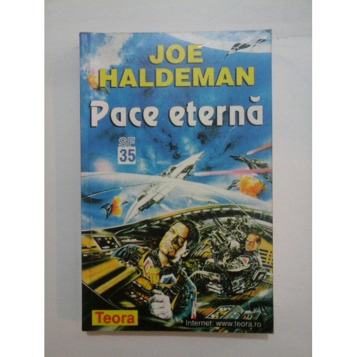 PACEA  ETERNA  -  JOE  HALDEMAN
