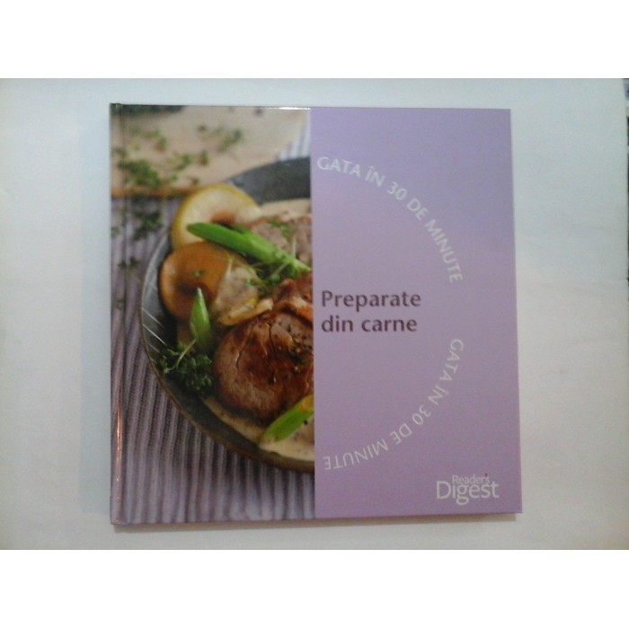 PREPARATE DIN CARNE - Readers Digest