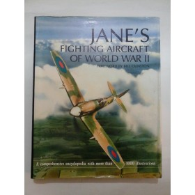 JANE'S  FIGHTING  AIRCRAFT  OF  WORLD  WAR  II  (Avioane de lupta in al II-lea razboi mondial)