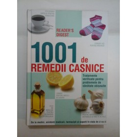 1001 DE REMEDII CASNICE -Reader's Digest