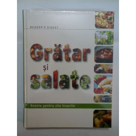 GRATAR SI SALATE - Readers Digest