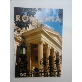 ROMANIA  (prezentare in germana si franceza)