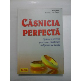 CASNICIA  PERFECTA  -  Hilary  Rich  *  Helaina Lake  Kravitz