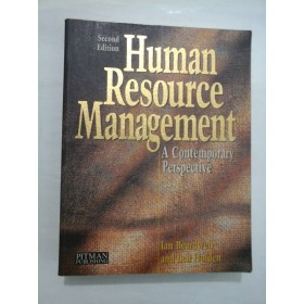 HUMAN RESOURCE MANAGEMENT  -  ION BEARDWELL/ LEN HOLDEN
