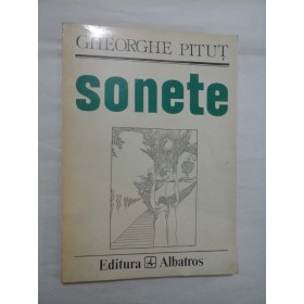 SONETE - GHEORGHE PITUT