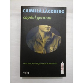 Copilul german  -  CAMILLA LACKBERG