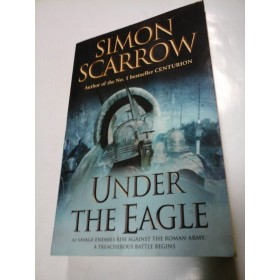 UNDER THE EAGLE - SIMON SCARROW